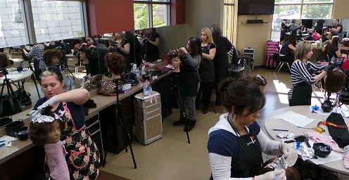 6 steps for choosing the right cosmetology school salon for Academy beauty salon