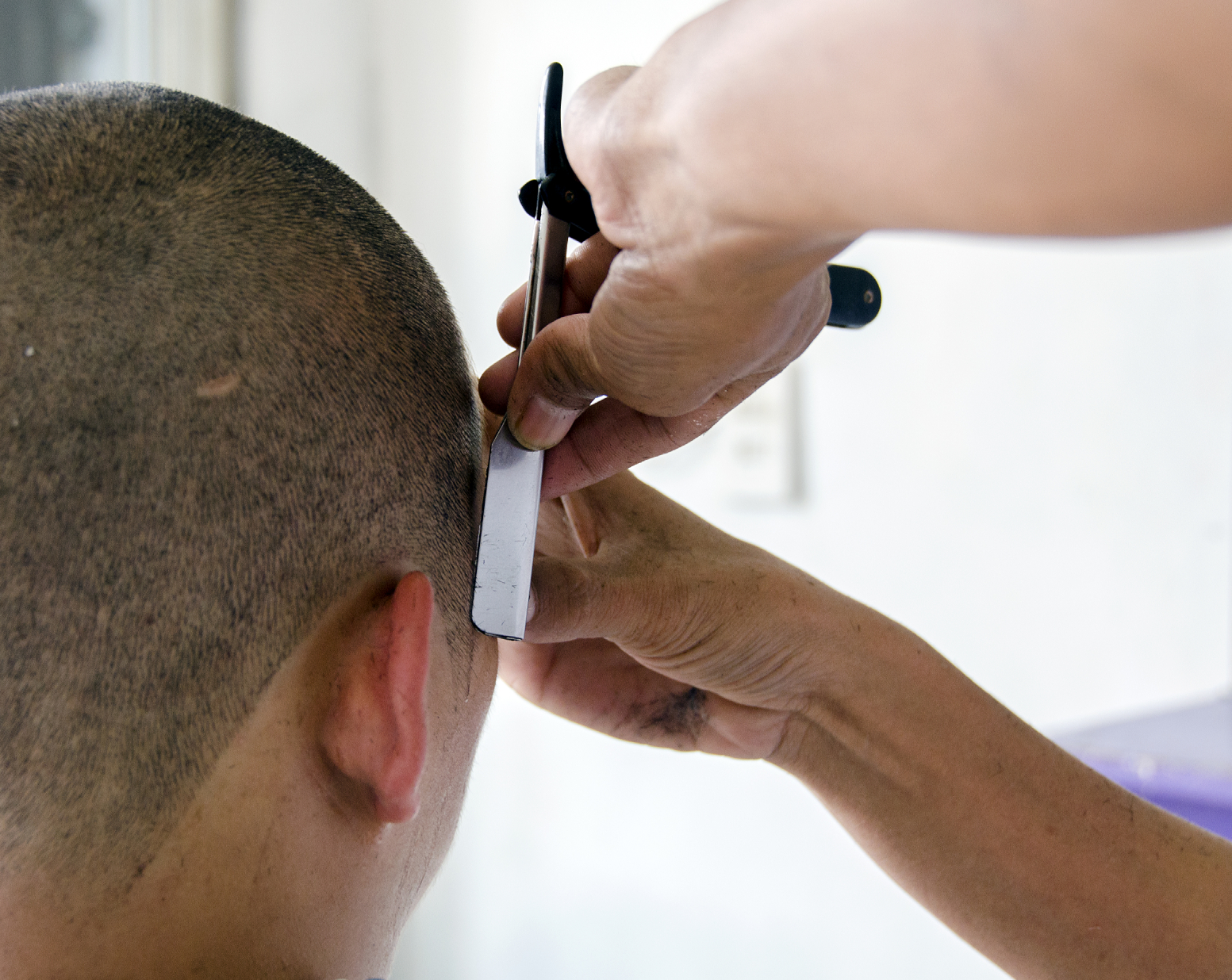 How To Perfect The Edge Up