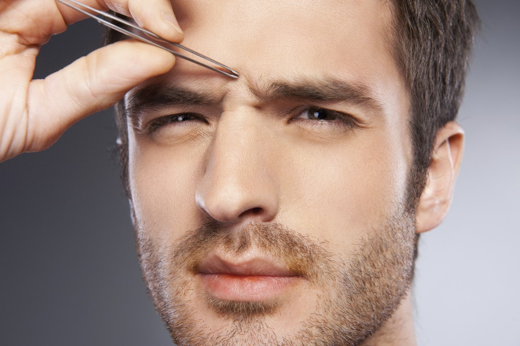 A How To Guide For Eyebrow Grooming For Men