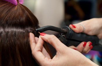 learn about hair extensions at Salon Success Academy