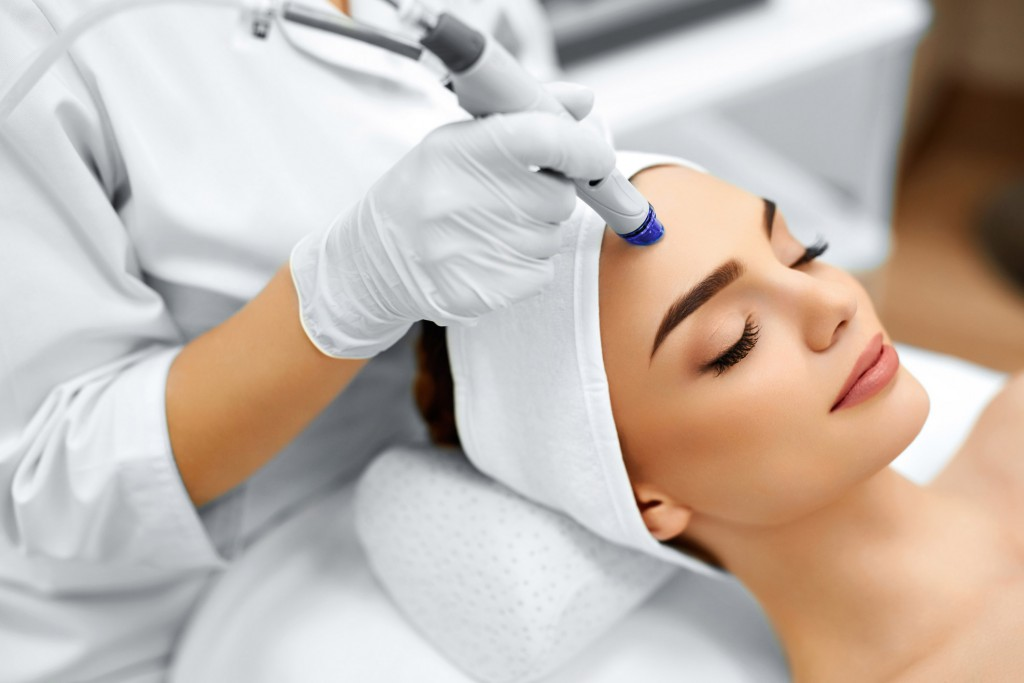 Image result for Looking for a New Career? Become an Esthetician
