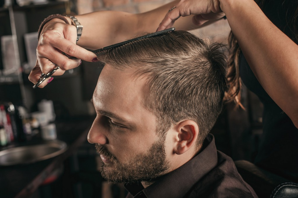 4 Tips For Cutting & Coloring Men\'s Hair | Salon Success Academy