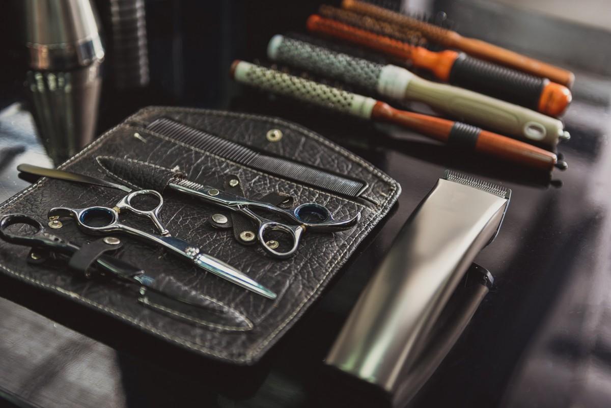 professional barber tools