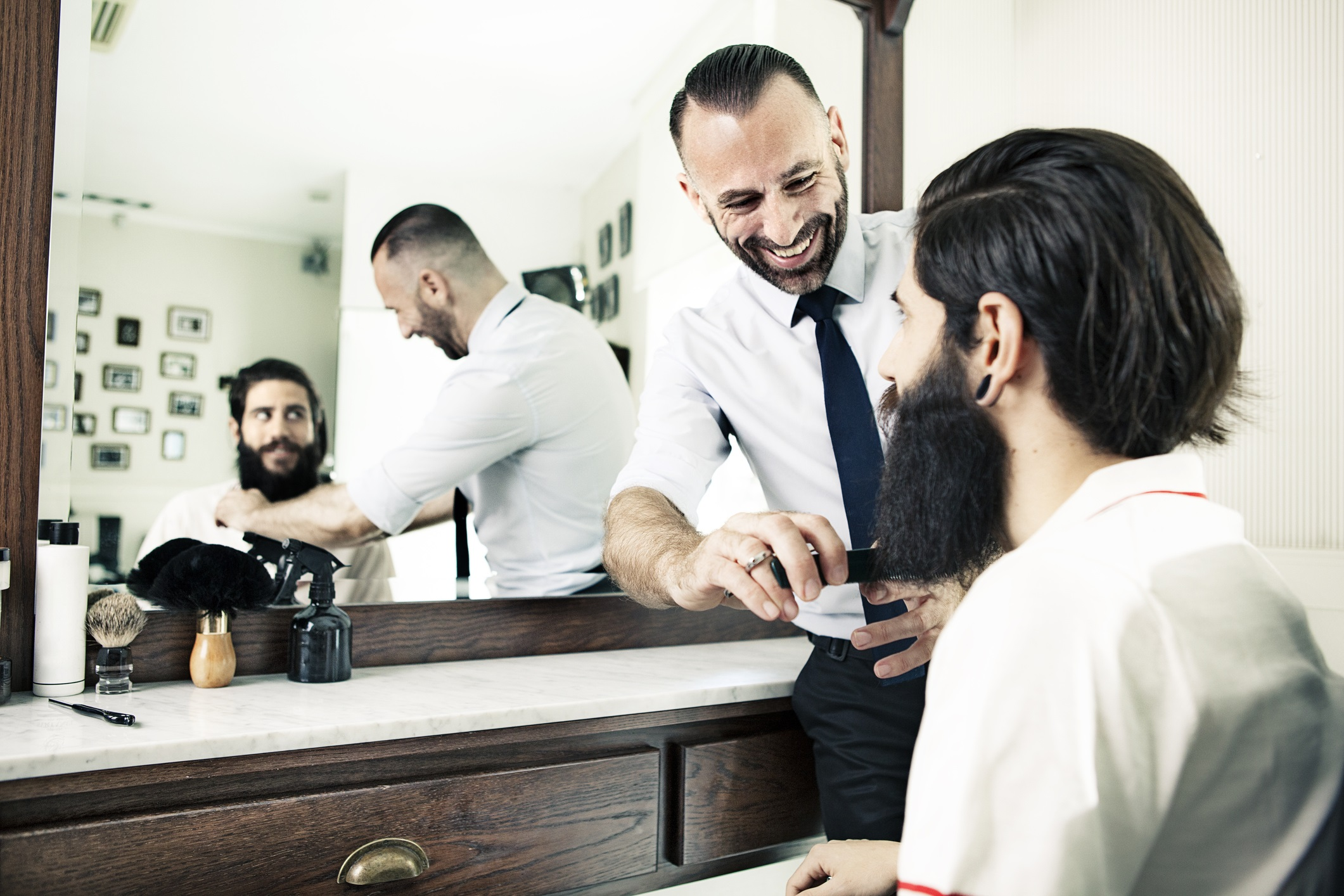 How to build your barbershop culture for Salon success