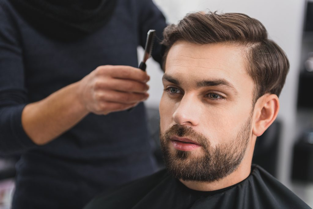 What Are The Best Hairstyles For Different Men's Face Shapes?