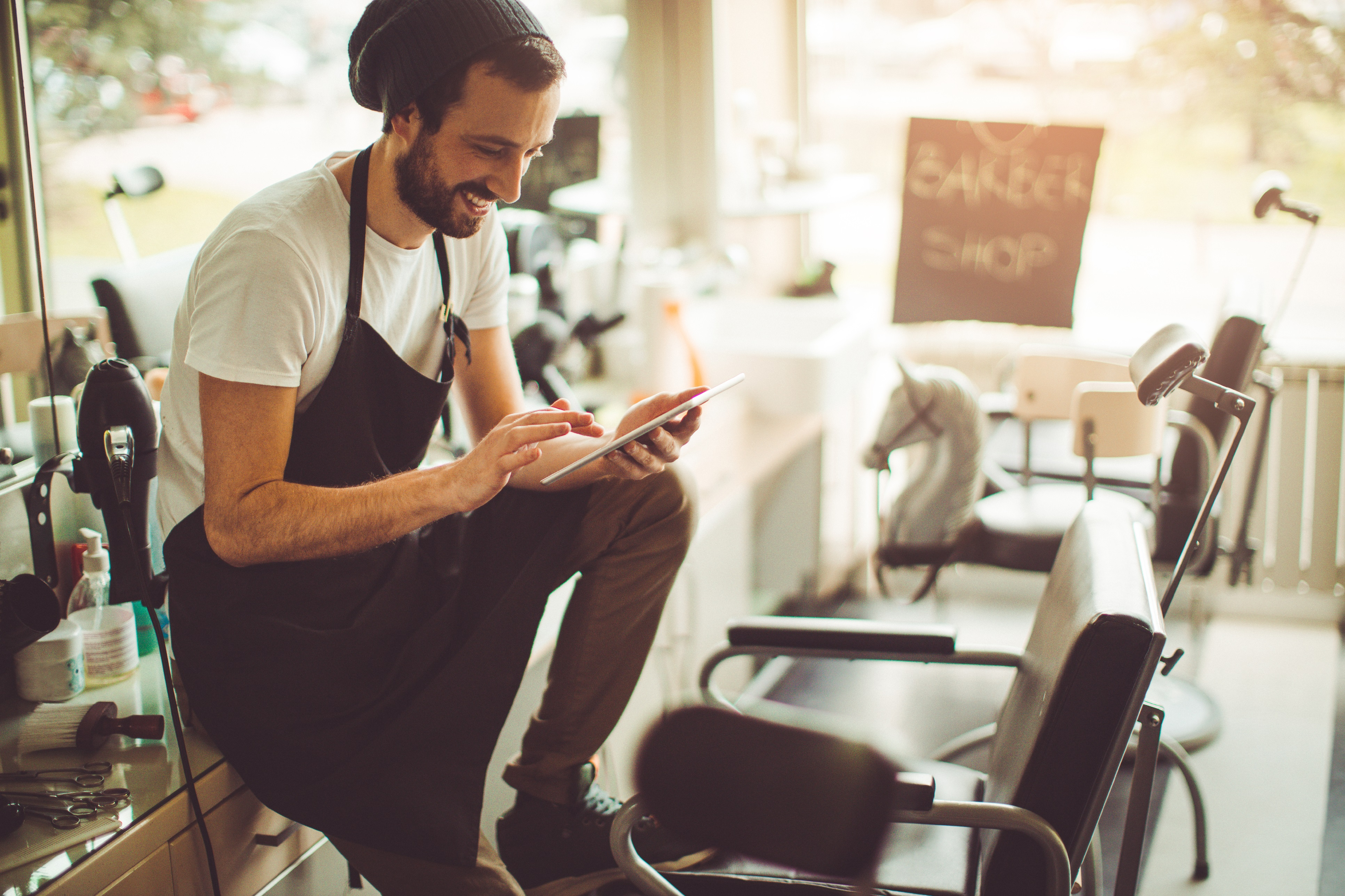 Do you know how to promote yourself as a barber for Salon success