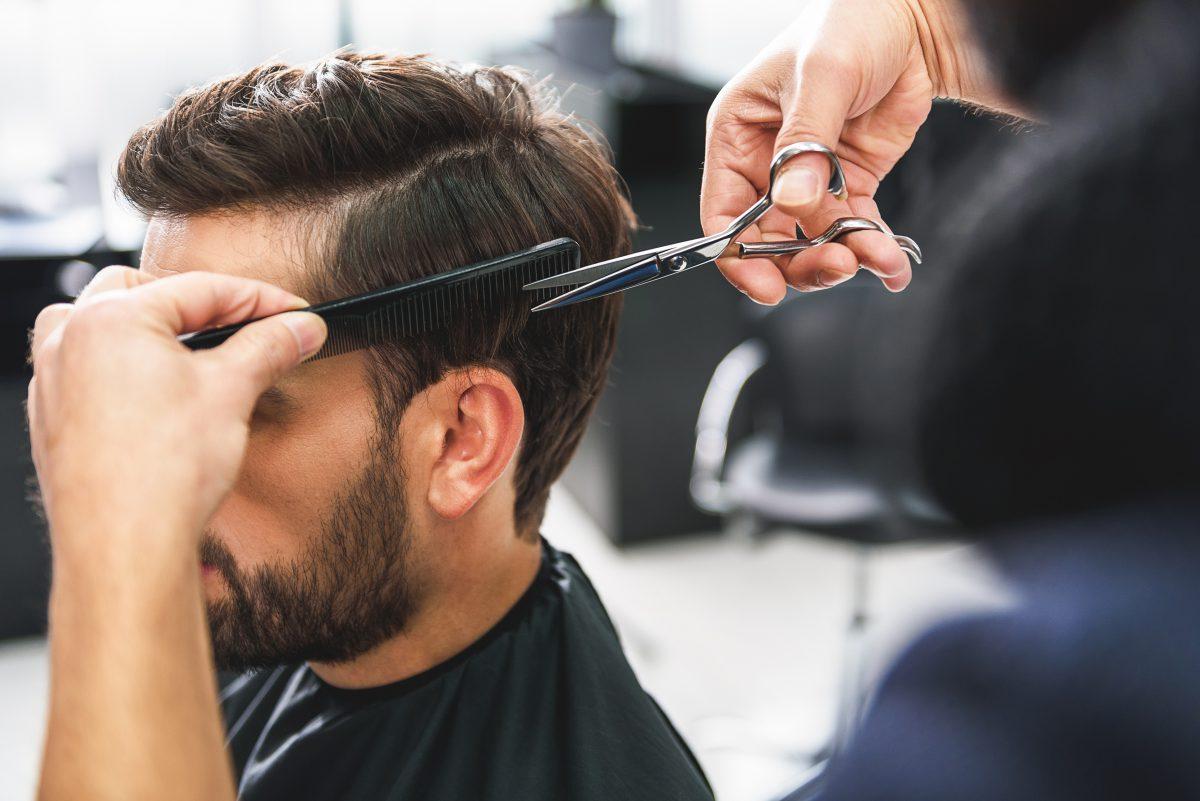 Men's Summer Hairstyle