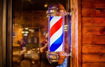 barbershops pole