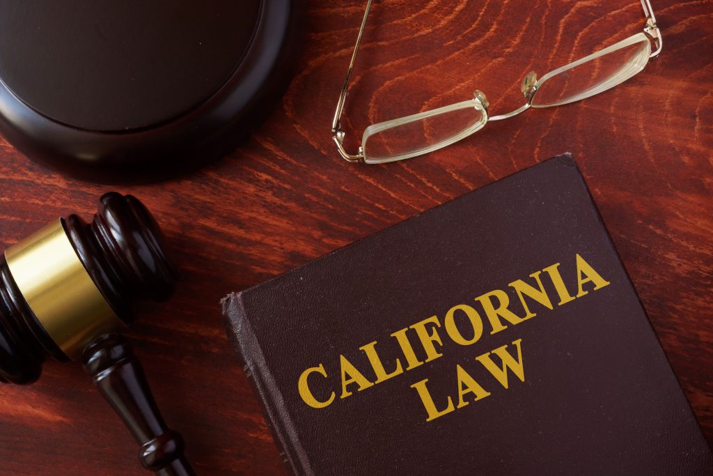 California laws about wages