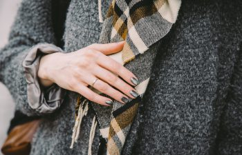 how to match nail color with clothes