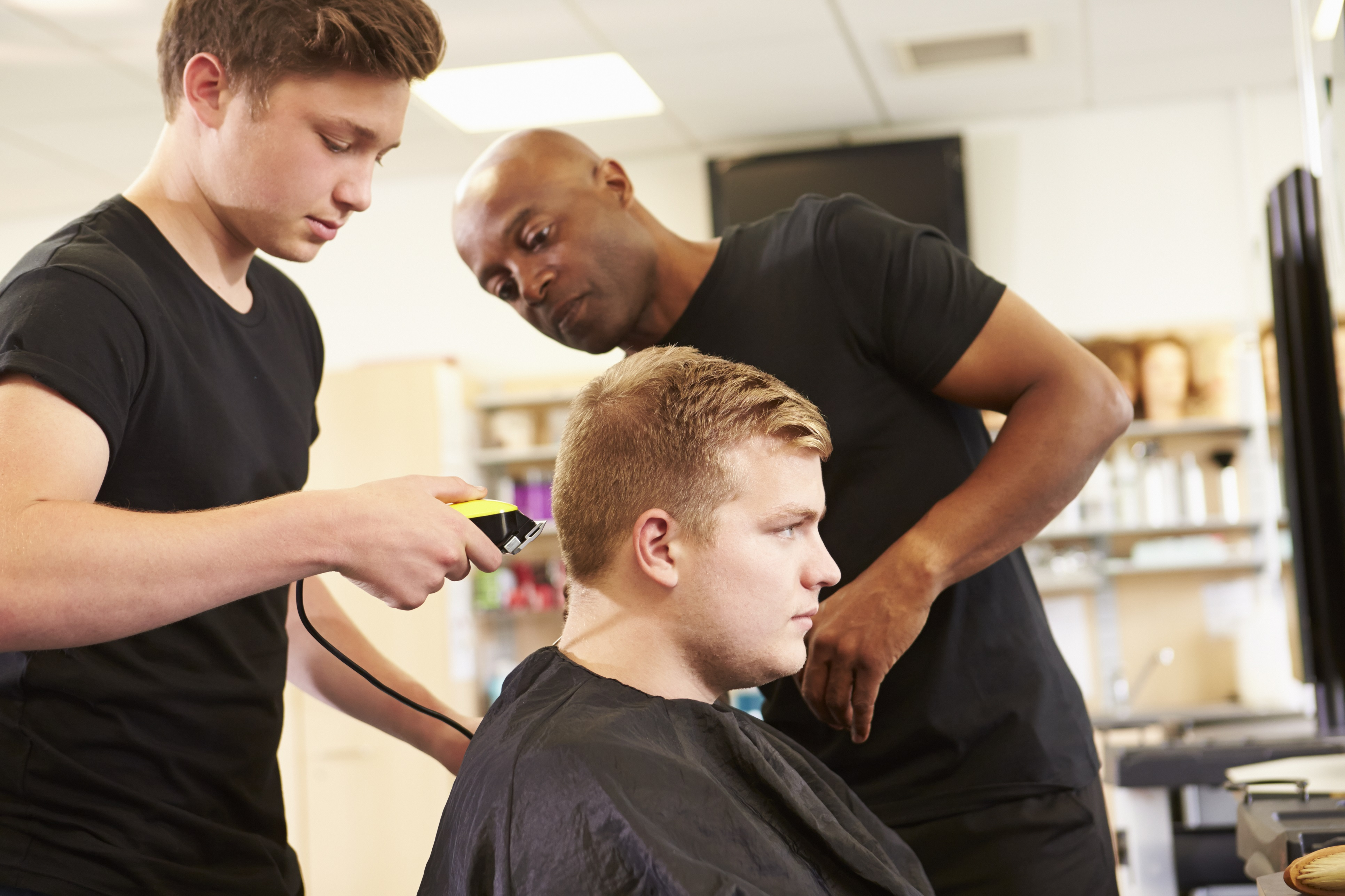 Learn the Truth About Barber Apprenticeships  Salon Success Academy