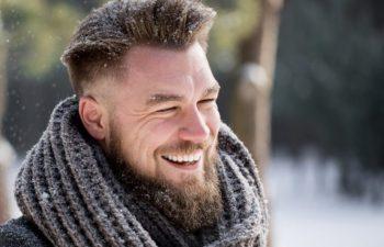 winter hair care for men