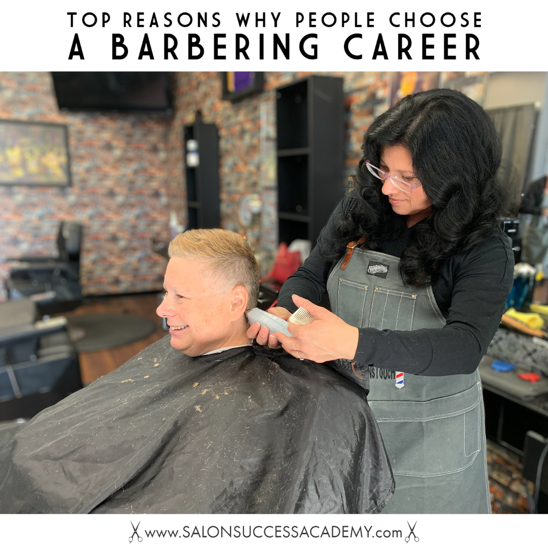 ChooseBarberingCareer