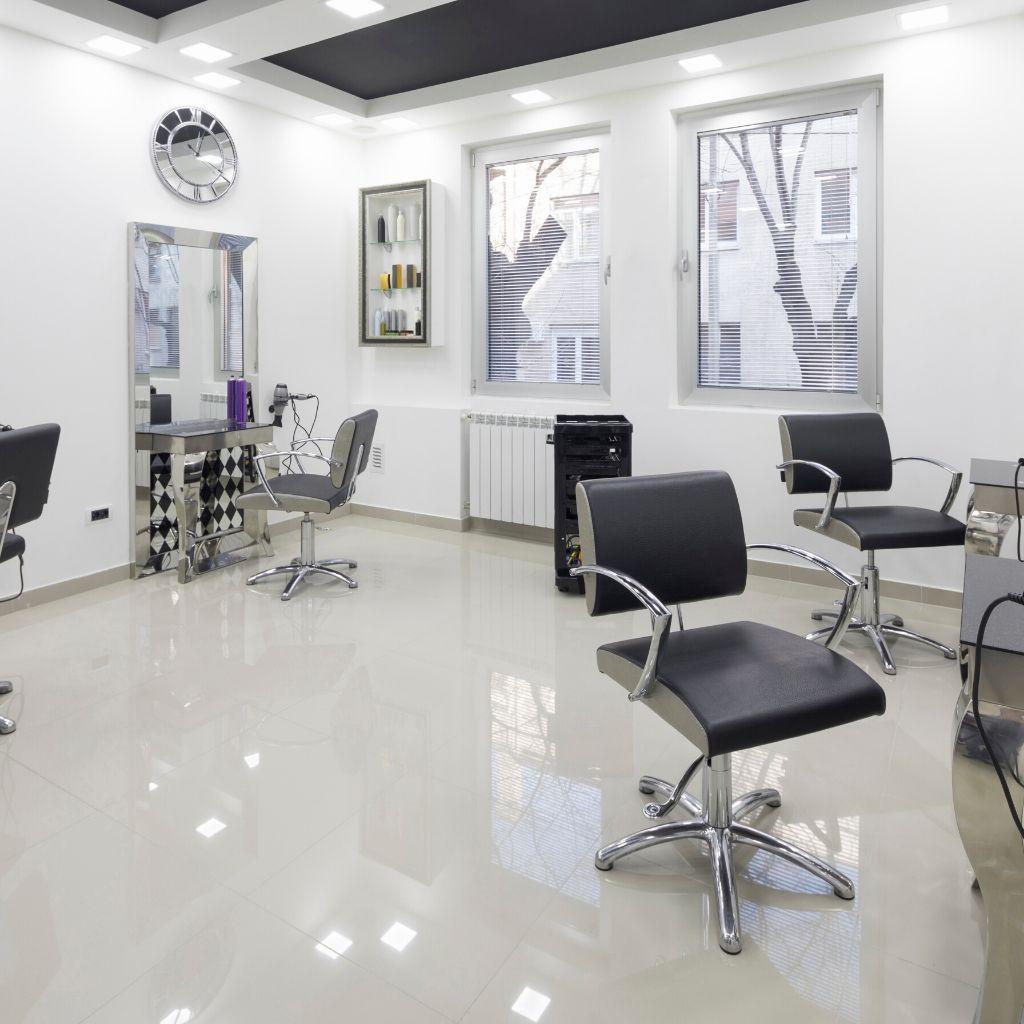 clean salon