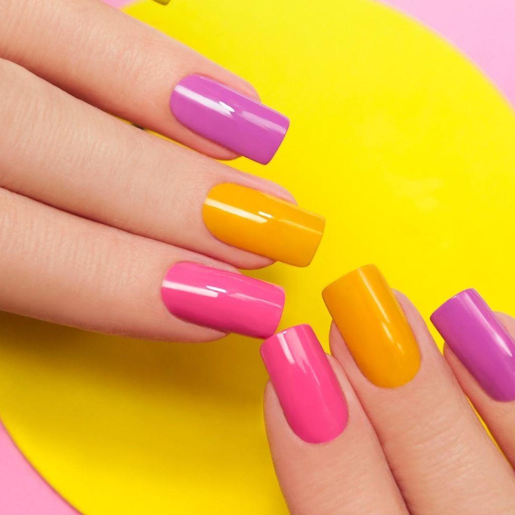 fun easy nails