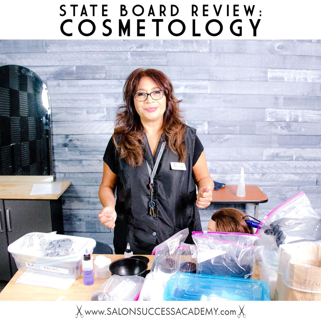 cosmetology state board