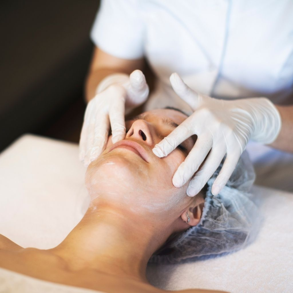 esthetician school training