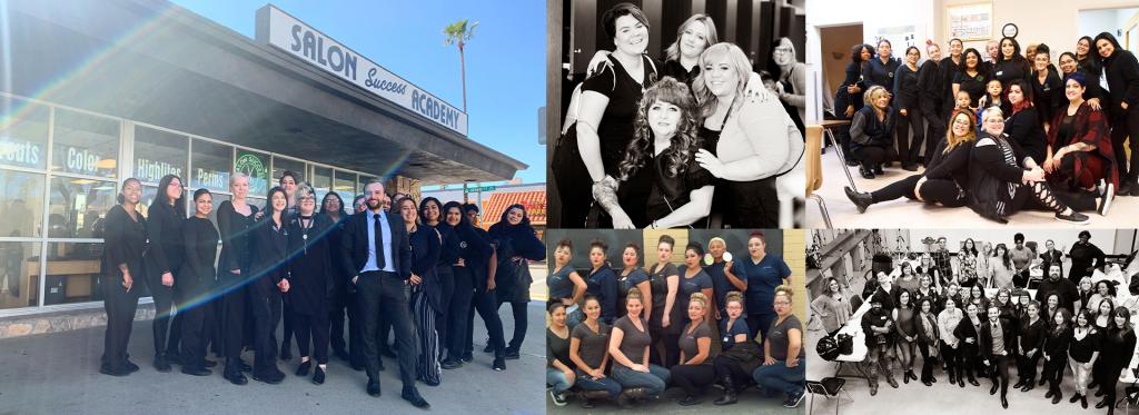 salon success academy family