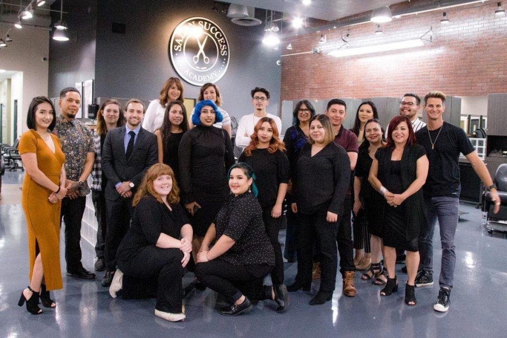 Open House at Salon Success Academy