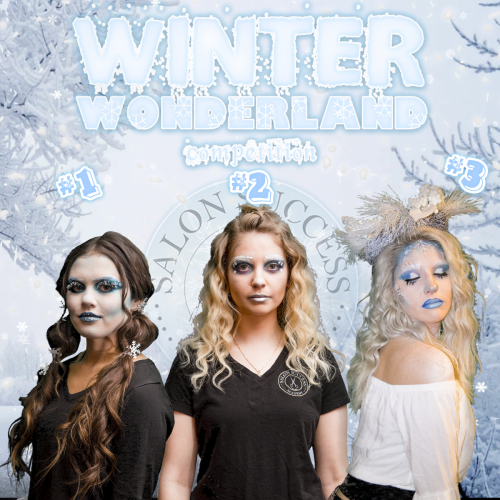 Winter Wonderland Competition | Salon Success Academy: Corona