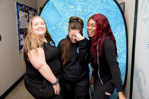 Winter Wonderland Competition | DEC 19 | Salon Success Academy: Redlands