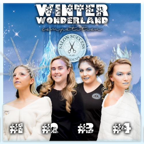 Winter Wonderland Competition | Salon Success Academy: Redlands